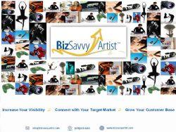 Biz Savvy Artist™ Academy B-List Sponsorship