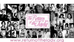 """Tea Party Seminar  hosted by """"The Return of The Lady"""""""