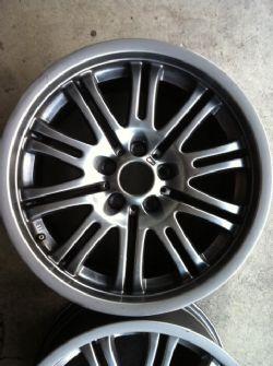 BMW M3 Wheels RIms 18x9.5 for e46 M3 -Genuine oem set of 4